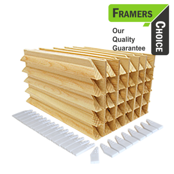 38mm Stretcher Bars - BOXES