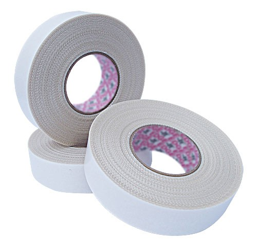 Reinforced pvc banner tape roll