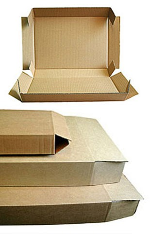 A3 Canvas postal mailing boxes