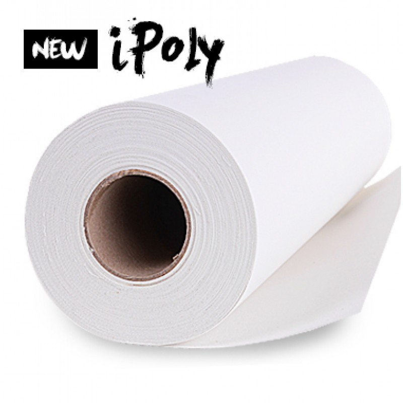 "Inkjet Polyester Canvas Roll 24"" x 18m"