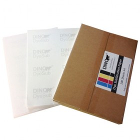 Sublimation Paper A4 Sheets - 100 Sheets by Dino