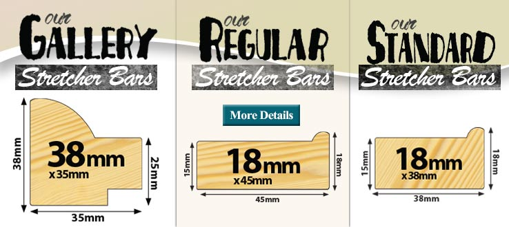 Cheapest Stretcher Bars Supplier